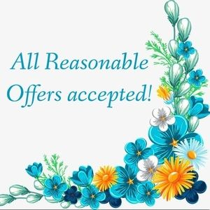 Other - All reasonable offers accepted! :)